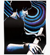 Elliott Smith - Figure 8 Blues  Poster