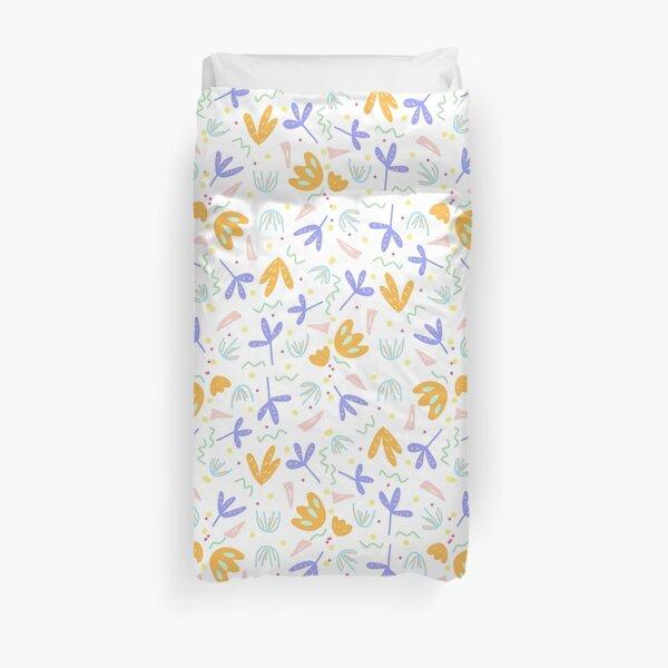 Flower Shower Duvet Cover