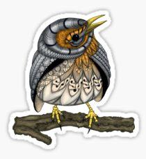 Warbler Sticker