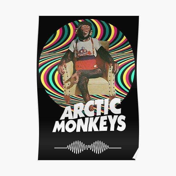 arctic monkey art Poster