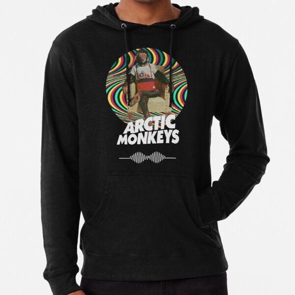 arctic monkey art Lightweight Hoodie