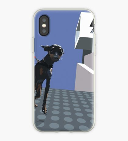 State Library iPhone Case