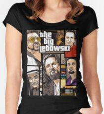 Big Women's Fitted Scoop T-Shirt