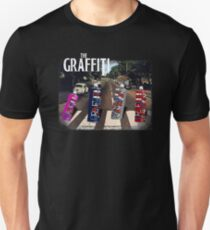 Graffiti Road Unisex T-Shirt