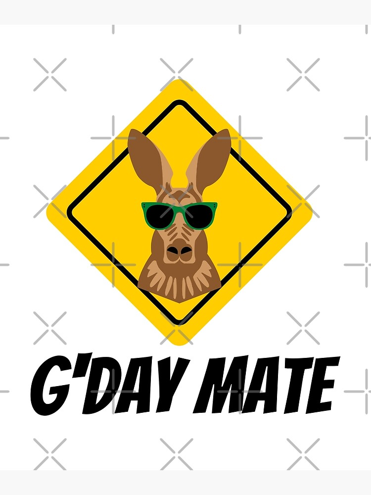 G'Day Mate by momsnpops