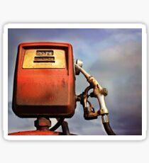 Fuel Pump  Sticker