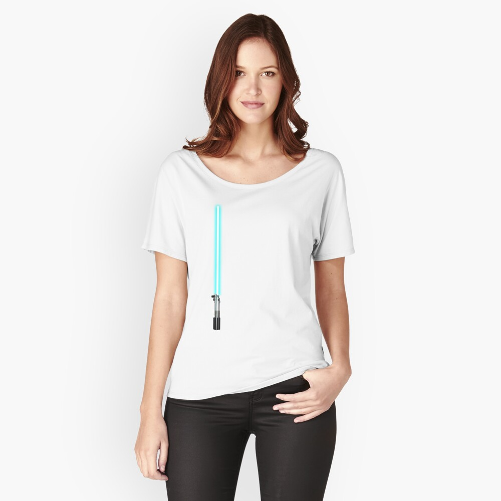 Luke Women's Relaxed Fit T-Shirt Front