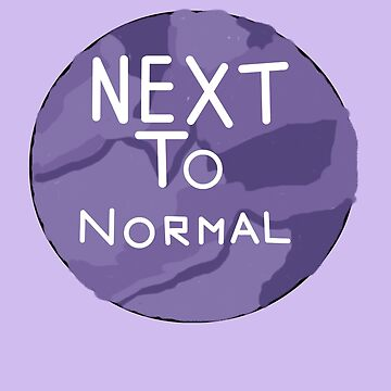 Next to Normal Sphere by randidoesstuff