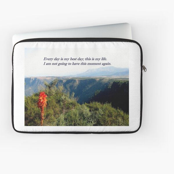 Beauty in nature Laptop Sleeve