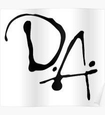 D.A. Poster