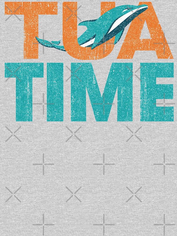 Tua Time by huckblade