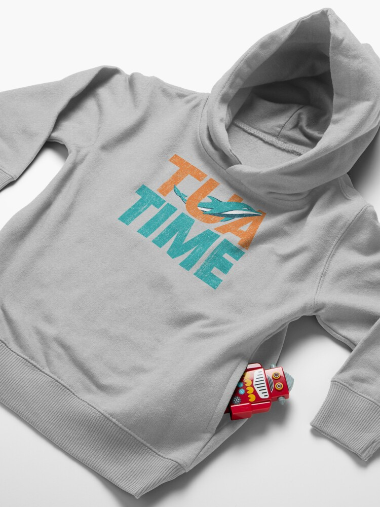 Alternate view of Tua Time Toddler Pullover Hoodie