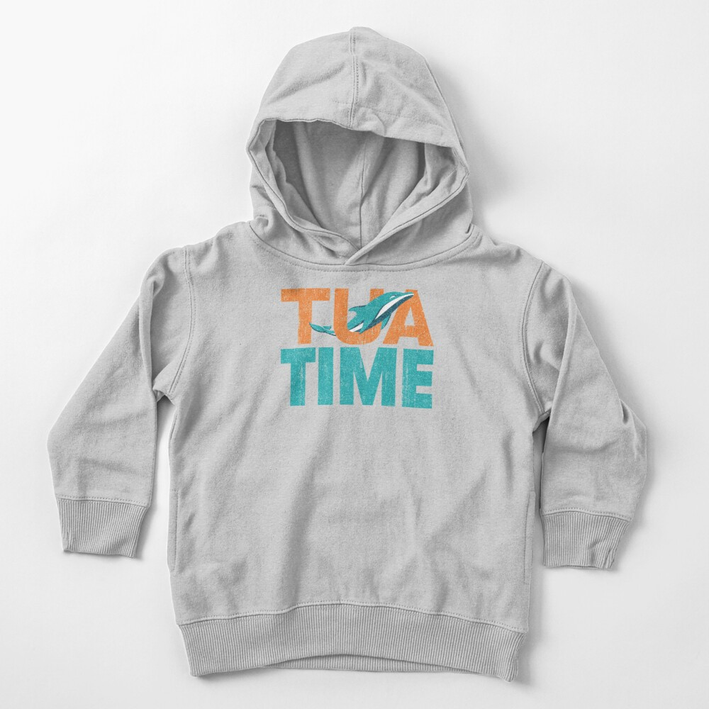 Tua Time Toddler Pullover Hoodie