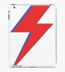 Aladdin Sane - Lightning bolt iPad Case/Skin