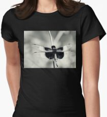 Dragonfly - widow skimmer (2010) Womens Fitted T-Shirt