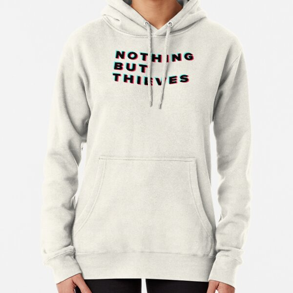 Nothing But Thieves Tiktok design Pullover Hoodie