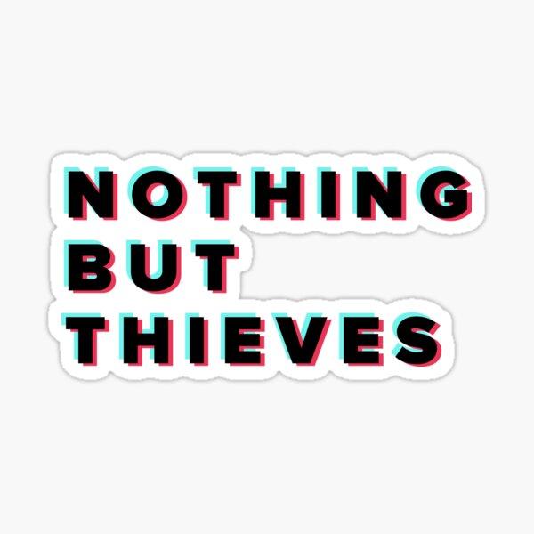 Nothing But Thieves Tiktok design Sticker
