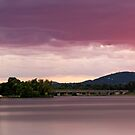 National Carillon Canberra at Sunset by glennsphotos