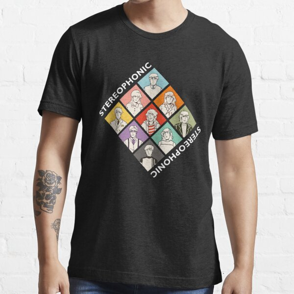 Stereophonic  Essential T-Shirt