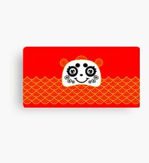 Sweet Daruma Canvas Print