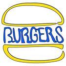 Burger Sign by pondlifeforme