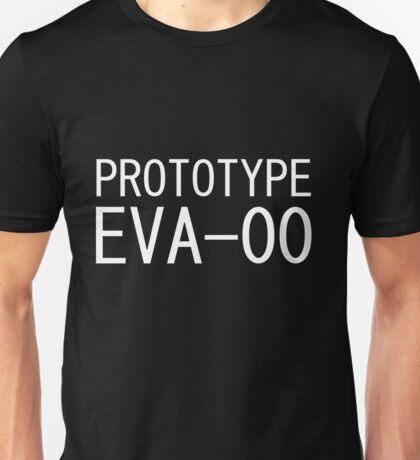 Prototype EVA-00 Evangelion ヾ(0∀0*★)゚*・.。 Unisex T-Shirt