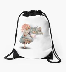 You're Beautiful It's True Drawstring Bag