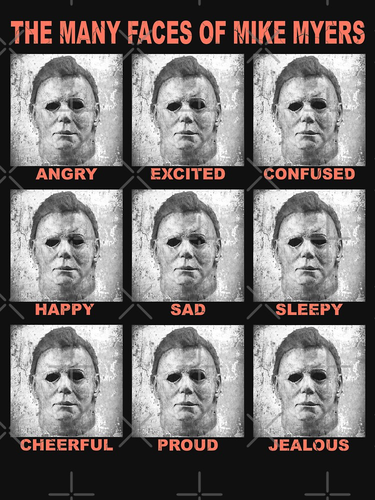 The many faces of Myers by AT-Clothers