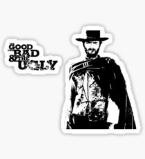 The Man With No Name - ONE:Print Sticker