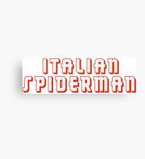 Italian Spiderman - ONE:Print Canvas Print