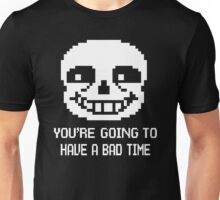 Bad Time Sans Unisex T-Shirt