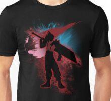 Super Smash Bros. Red Cloud Silhouette Unisex T-Shirt