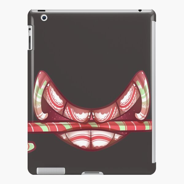 Candy Cane Smile #1 iPad Snap Case