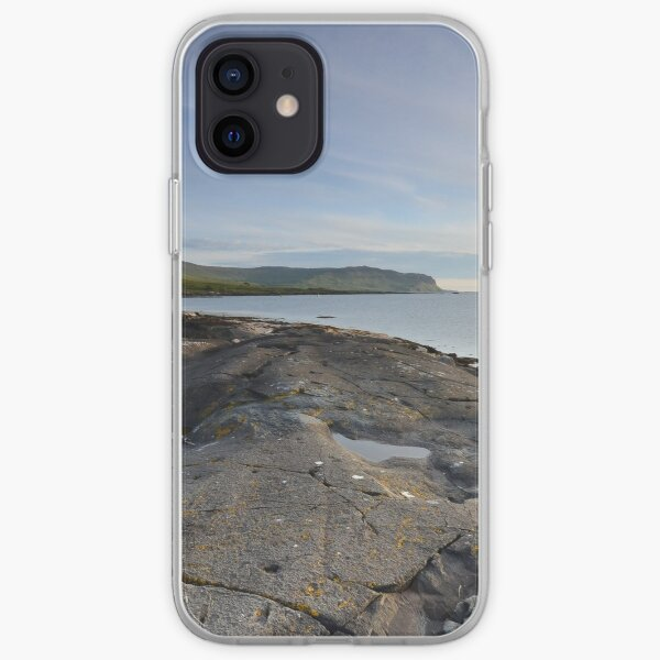 Loch Na Keal, Isle Of Mull iPhone Soft Case