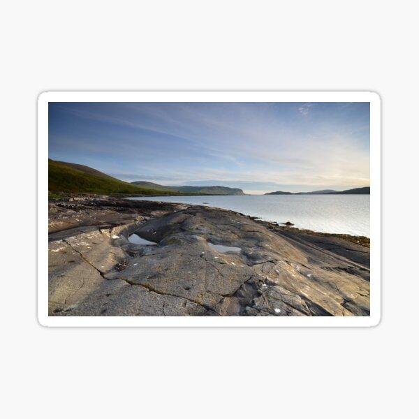 Loch Na Keal, Isle Of Mull Sticker