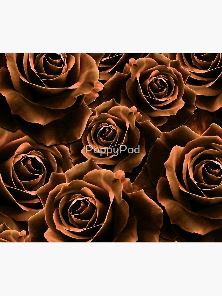 Velvet Roses Chocolate by PoppyPod