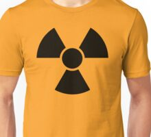 Radioactive Sign 2 Unisex T-Shirt