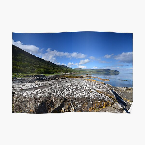 Loch Na Keal Poster
