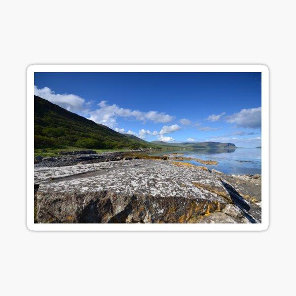 Loch Na Keal Sticker