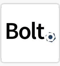 Bolt CMS Sticker