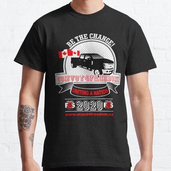 Convoy 4 Freedom 2020  Classic T-Shirt