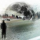 Man and nature by DinaZaharieva