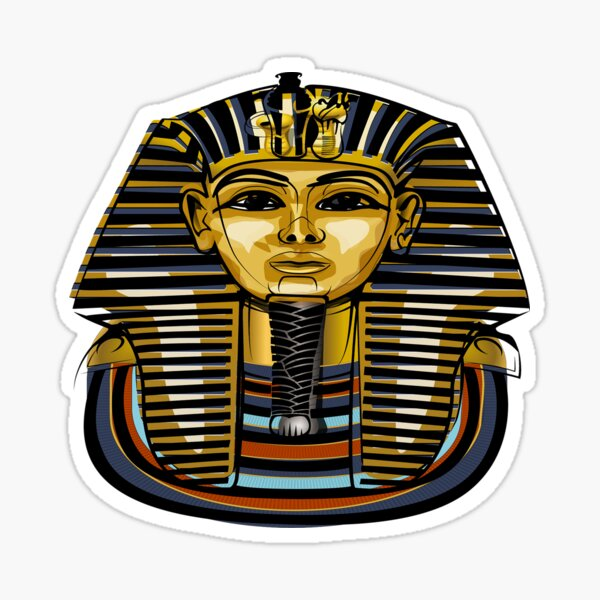 egyptian-pyramids - the revelation of the pyramids Sticker