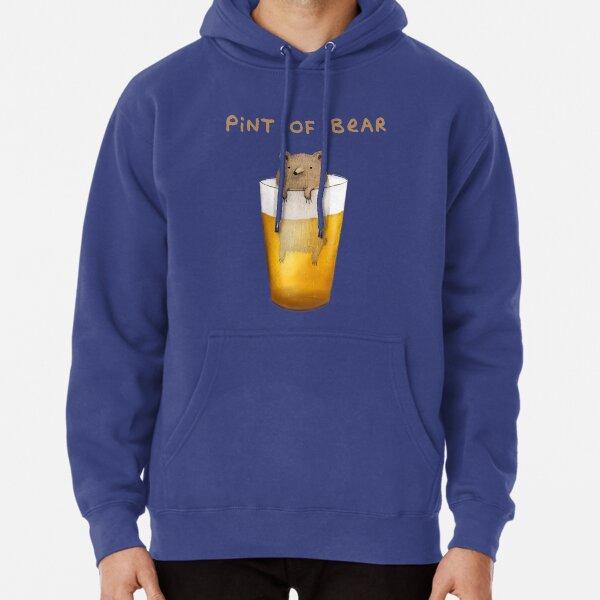 Pint of Bear Pullover Hoodie