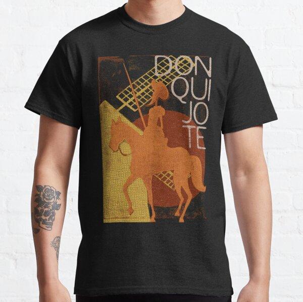 Books Collection: Don Quixote Camiseta clásica