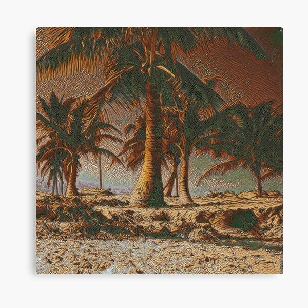 Long Gone II Canvas Print