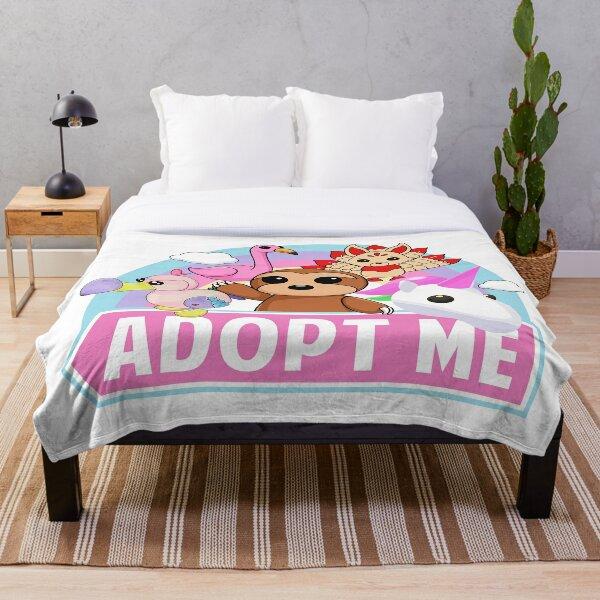 Adopt Pets squad Throw Blanket