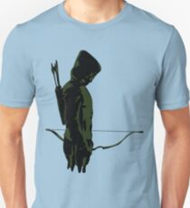Green Arrow - Oliver Queen T-Shirt