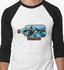 SeaWorld Sucks Men's Baseball ¾ T-Shirt