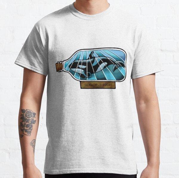 SeaWorld Sucks Classic T-Shirt